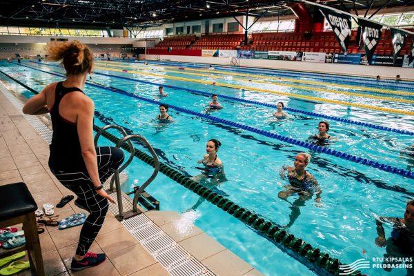 Izmaiņas ūdens aerobikas grafikā 22.12-30.12